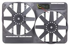 "FLEX-A-LITE 295 - Dual 13 1/2"" elec fan sys w/full shroud & Variable Speed Cont"