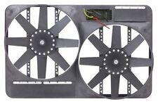 "FLEX-A-LITE 295 - Dual 13 1/2"" elec fan sys w/full shroud & Variable Speed Cont"