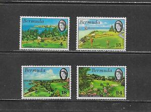 Bermuda ,  Lot 152,  Mint, NH. Sc# 284-7