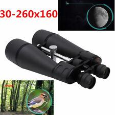 30-260x160 Fully Coated Zoom Binoculars Night Vision Optics Telescope with Bag
