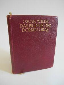 Oscar Wilde Das Bildnis des Dorian Gray