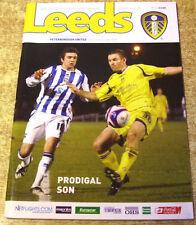 Teams O-R Peterborough United League One Football Programmes