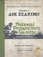 Selections From the National Prospector's Gazette Vol 2- Karl von Mueller (Book)