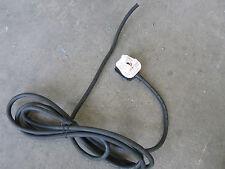 3 mètres de long heavy duty plomb câble d'alimentation avec prise Britannique 13A Fusible pour outil électrique
