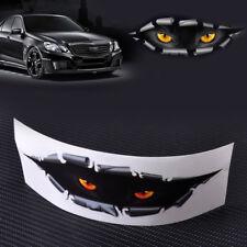 3D Katze Augen Auto Katze Augen Aufkleber Sticker Monster Augen Katzenaugen