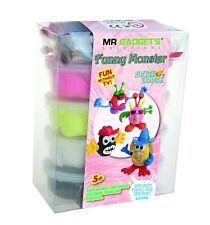 Mess Free Super Dough Light Weight Modelling Clay for kids with Accessories