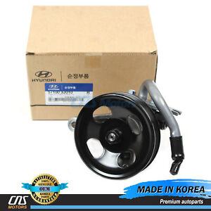 GENUINE Power Steering Pump for 2007-2012 Hyundai Veracruz OEM 571003J010⭐⭐⭐⭐⭐