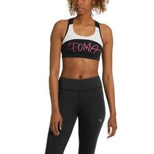 New PUMA Women's 4 KEEPS SWEET Bra Ladies Sport GENUINE Size S-M-L-XL