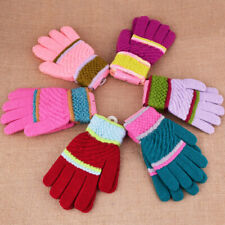 Boy/Girl Cute Children Gloves Warm Winter Thick Soft Comfortable Cashmere Gloves