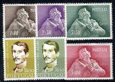 PORTUGAL 1957 656-861 ** POSTFRISCH JAHRGANG KOMPLETT 183€(I2441