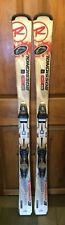 150 cm Rossignol Experience rockered skis bindings + boots + poles [X]