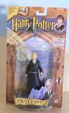 Slytherin Malfoy Harry Potter Wizard Collection action figure Moc Mattel