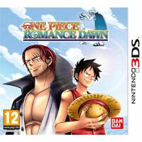 One Piece Romance Dawn Nintendo 3DS PAL UK **FREE UK POSTAGE!!**