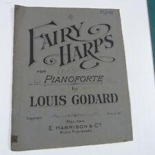 piano music LOUIS GODARD fairy harps