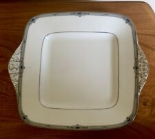 WEDGWOOD AMHERST CAKE PLATE  1st Quality