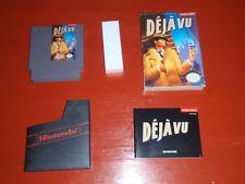 Deja Vu (Nintendo Entertainment System, 1990) -Complete