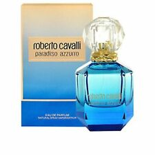 Roberto Cavalli Paradiso Azzurro Women's Eau de Parfum Spray 50ml 1.7oz sealed