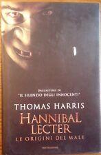 HANNIBAL  LECTER - Le origini del male - 1° edizione 2007