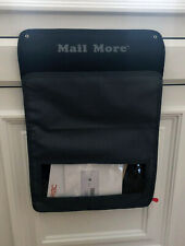 Mail More ® Mail Catcher Letterbox Cage Post Catcher Letter Bag HALF TRANSPARENT