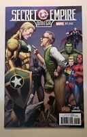 SECRET EMPIRE: OMEGA STAN LEE BOX VARIANT Marvel Avengers Captain America
