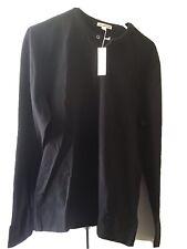 NWT Men's Standard James Perse Black Long Sleeve Shirt Size 1 / S