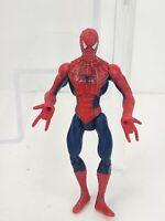 """2005 MARVEL LEGENDS FIRST APPEARANCE SPIDER-MAN 6"""" FIGURE SENTINEL BAF TOYBIZ"""