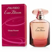 Shiseido Ever Bloom Ginza Flower Edp Eau de Parfum Spray 30ml NEU/OVP
