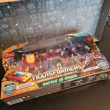 Hasbro Transformers Universe 2 Battle in Space Giftset Cyclonus Hot Rodimus 2010