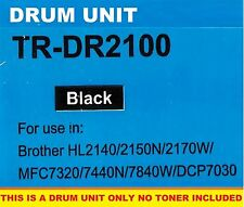 DR2100, DR-2100 DRUM COMPATIBILE PER BROTHER MFC7320, mf7440n, MFC7840W