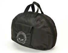 Harley-Davidson® Willie G Skull 1/2 Helmet Embroidered Carrying Bag 99427-H