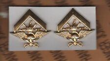 Dominican Republic Dom-Rep Military Combat Arms rank badge set