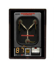 Back To The Future Flux Capacitor Magnet Framed with stand 4X3 inch