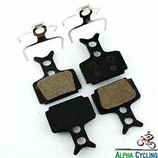 MTB Disc Brake Pads For Formula R1 Racing RO RX C1 Disc Brake, 2 Pairs, Resin