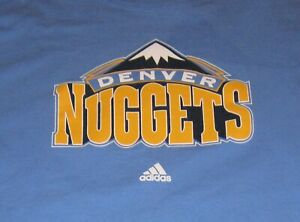 Adidas DENVER NUGGETS (XL) T-Shirt