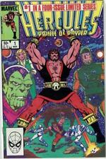 HERCULES (1984 Mini Series) #2 - Signed by Bob Layton - Autographed