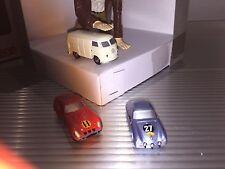 Schuco Piccolo by Exoto / Boyish Dreams Original Display Set / Porsche Ferrari