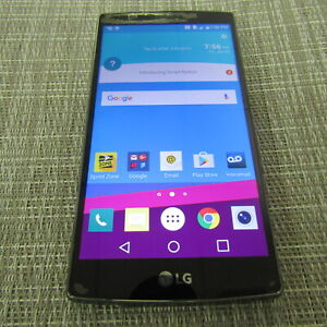 LG G4, 32GB - (SPRINT) CLEAN ESN, WORKS, PLEASE READ!! 40504