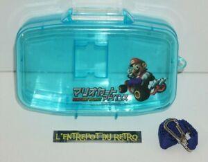 ++ boite de transport pour console nintendo game boy advance - JAP MARIO KART ++
