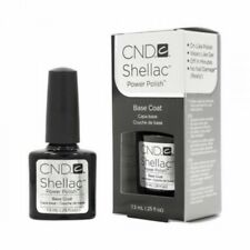 CND Shellac UV gel Nail Polish Genuine  Base Coat Only FREE FAST DELIVERY