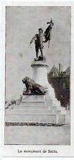 1910  --  LE MONUMENT AUX MORTS A SAIDA   ALGERIE    3L267