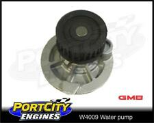 GMB Water Pump Holden Astra Calibra Cruze Frontera Rodeo Vectra Viva Opel W4009