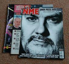 NME 6 NOVEMBER 2004 JOHN PEEL