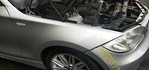 BMW E82 E87 E88 118i 10/04-9/11 1-SERIES GUARD FENDER RIGHT TITAN SILBER(354)