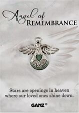 Angel of Remembrance Lapel Pin NEW Christian Inspirational