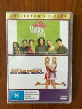 10 Things I Hate About You / Romy & Michele's High School Reunion DVD Region 4
