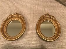 Set of TWO Decorative Mirrors - Pre owned