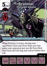 Brainiac Terror of Kandor #42 - Justice League - DC Dice Masters