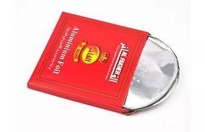 50pcs/pack 0.03 Aluminum Foil for Hookah Shisha Nargila Bowl Smoking Pipe New😳