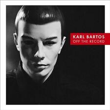 KARL BARTOS Off the Record CD Digipack 2013