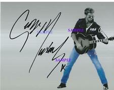 GEORGE MICHAEL #6 REPRINT AUTOGRAPHED 8X10 SIGNED PICTURE PHOTO RP GIFT WHAM